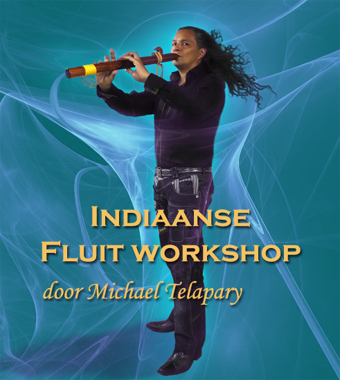 Workshop Indiaanse Fluit